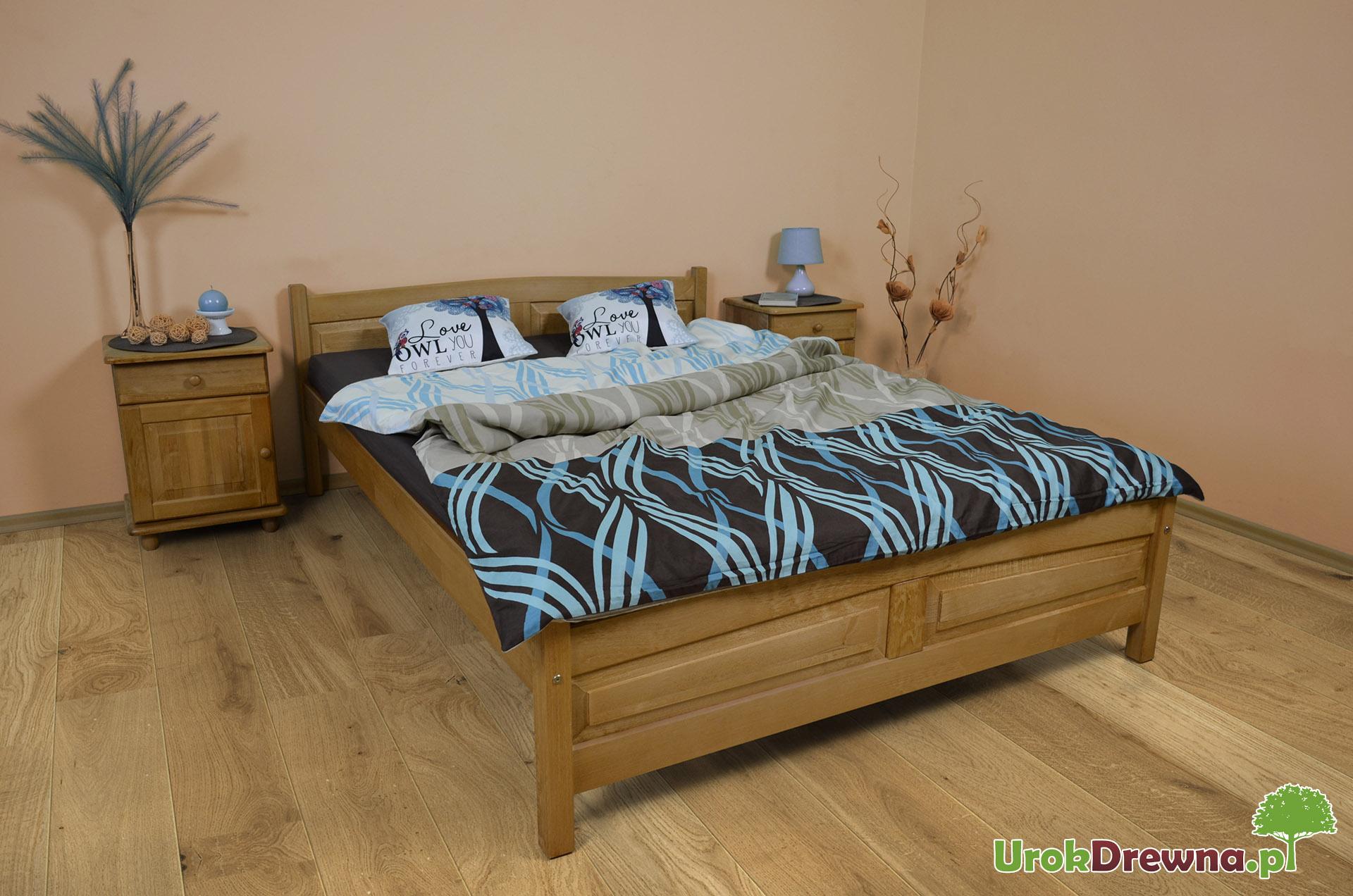 Lozko Drewniane Bukowe Filonek 140 X 200 Urokdrewna Pl Meble