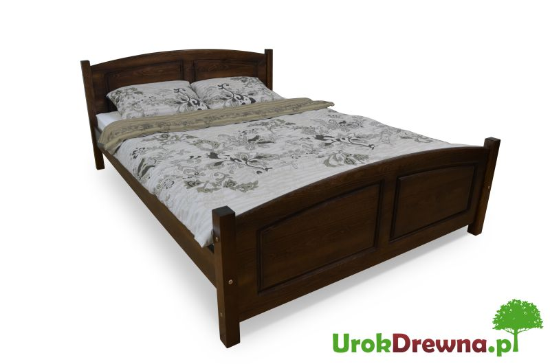 łóżko Drewniane Sosnowe Mario 180x200 Urokdrewnapl Meble